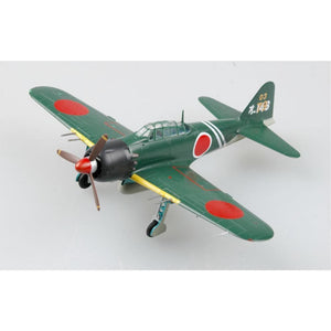 EASY MODEL 1/72 A6M ZERO 203 SQN OMURA* AIR BASE 1945 - Hearns Hobbies Melbourne - EASY MODEL