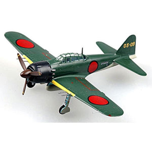 EASY MODEL 1/72 A6M ZERO 203 SQN W O T* TANIMIZU 1945 - Hearns Hobbies Melbourne - EASY MODEL