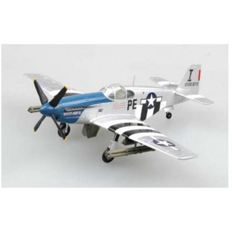 EASY MODEL 1/72 P51C MUSTANG PATTY ANN 11 328 SQN - Hearns Hobbies Melbourne - EASY MODEL