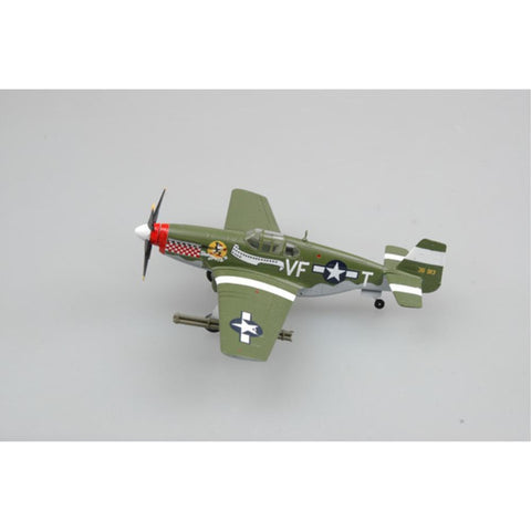 EASY MODEL 1/72 P51B MUSTANG CAPT D GENTILE 338 SQN - Hearns Hobbies Melbourne - EASY MODEL