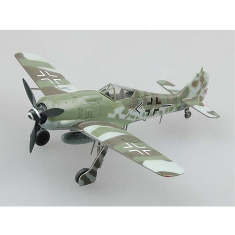 EASY MODEL 1/72 FW190A8 SG2 KARL KENNEL 1945 - Hearns Hobbies Melbourne - EASY MODEL