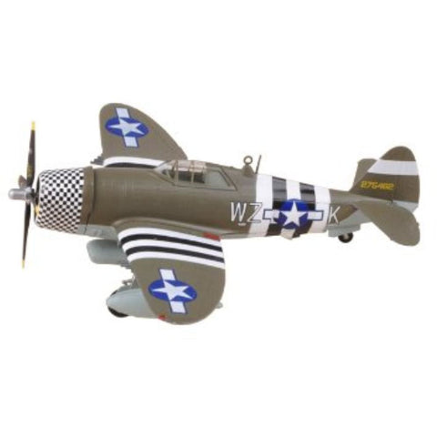 EASY MODEL 1/72 P-47D Razorback 78th FG