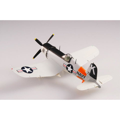 EASY MODEL 1/72 F4U4 1956 USN KANSAS - Hearns Hobbies Melbourne - EASY MODEL