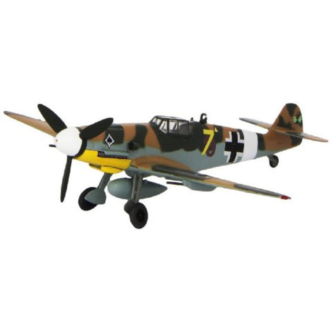 EASY MODEL 1/72 MESS BF109 G2 1943 111/JG53 TUNISIA