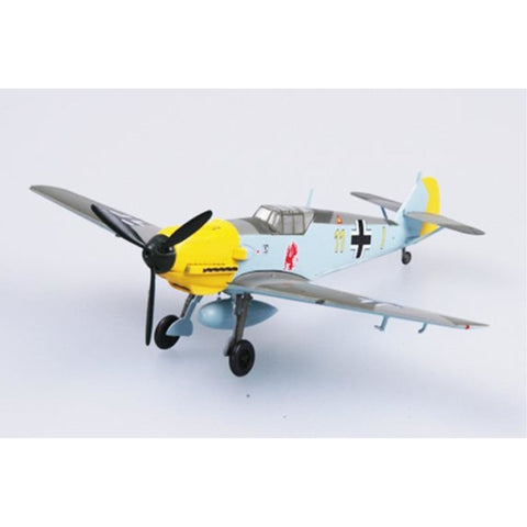 EASY MODEL 1/72 MESS BF109 El 9/JG26