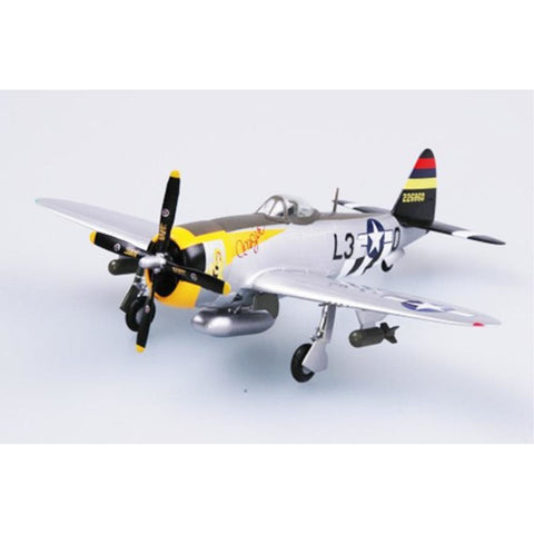 EASY MODEL 1/72 P47D THUNDERBOLT 512FS 406FG - Hearns Hobbies Melbourne - EASY MODEL