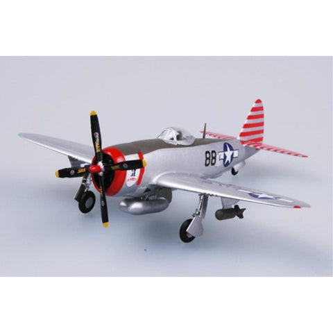 EASY MODEL 1/72 P47D THUNDERBOLT - Hearns Hobbies Melbourne - EASY MODEL