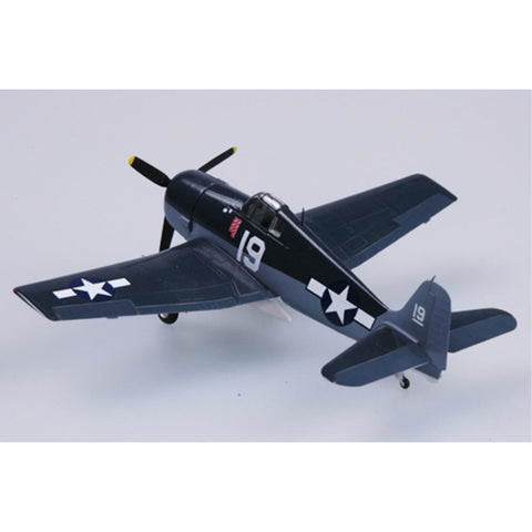 EASY MODEL 1/72 F6F3 HELLCAT 1944 VF6 USS INTREPID