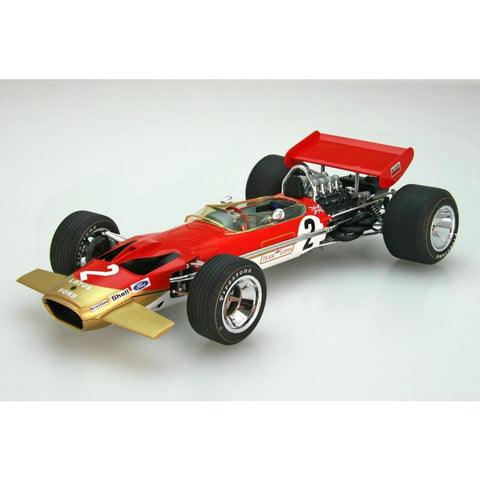 EBBRO 1/20 Team Lotus Type 49B 1968 (EBR-20005)