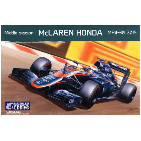 EBBRO 1/20 McLaren HONDA MP4-30 2015 Middle season