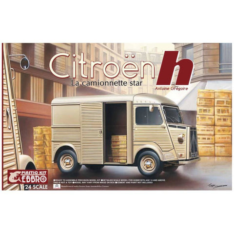 Image of EBBRO 1/24 Citroen H va