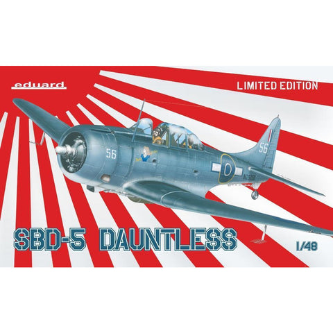 EDUARD 1/48 SBD-5 Dauntless  1/48 (EDK1165)