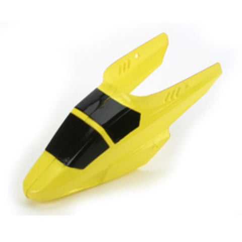 Blade Body / Canopy,Yellow w/o Decals:BMCX - Hearns Hobbies Melbourne - BLADE