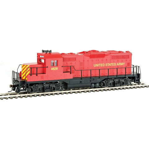 Image of WALTHERS HO EMD GP9M RTR USAX #4628
