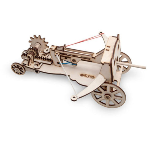 EWA SCORPION wooden model kit