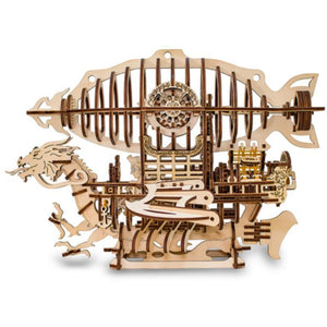 EWA SKYLORD wooden model kit