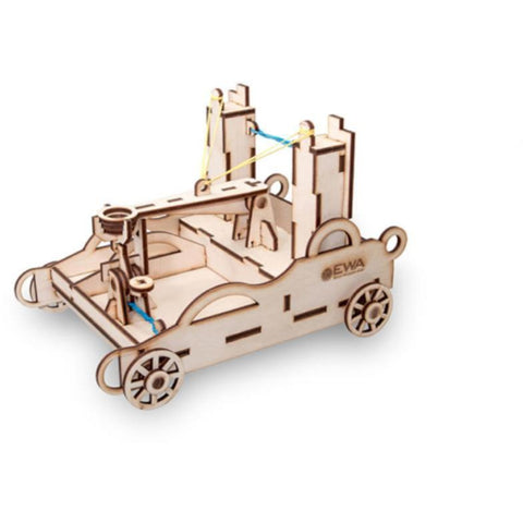 EWA BALLISTA wooden model kit