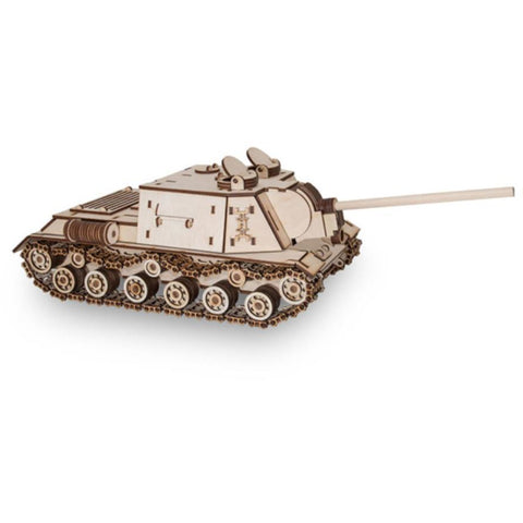 EWA TANK ISU152 wooden model kit