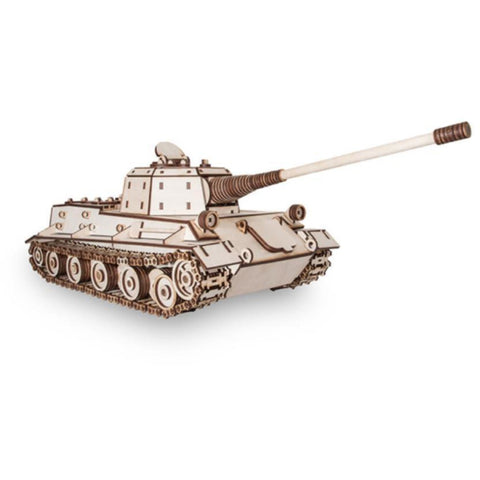 EWA TANK LOWE wooden model kit
