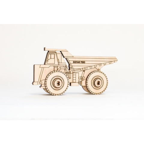 EWA BELAZ 2D wooden model kit