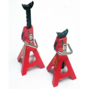 EXO 4X4 6 TON Scale Jack Stands/pair - Hearns Hobbies Melbourne - EXO 4X4