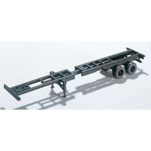 WALTHERS HO Extendable Container Chassis Kit