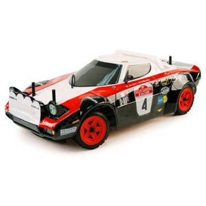 Stratos 1978 red-black body with stickers