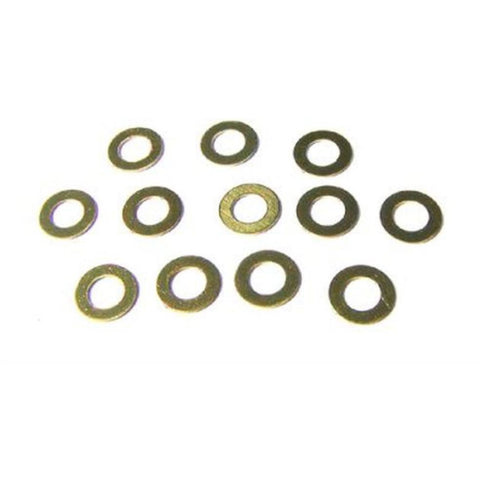 FANTOM .012 Brass Motor Shims (pack of 12)
