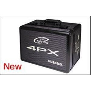 FUTABA Car Transmitter Carry case 4PX  FUT4PXTXCASE - Hearns Hobbies Melbourne - FUTABA