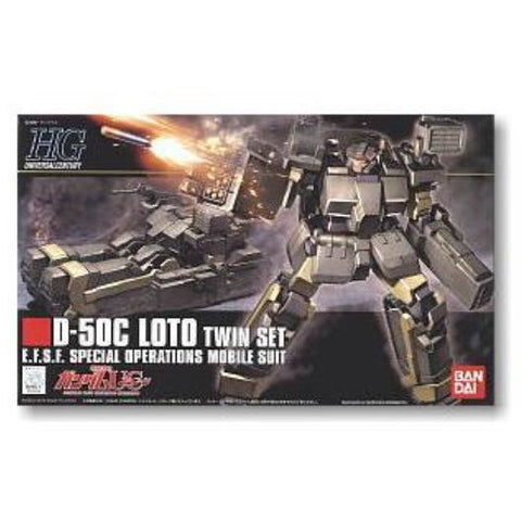 BANDAI 1/144 HG LOTO Twin Set (G0162049)