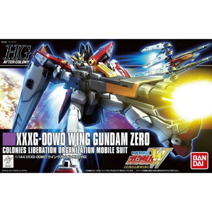 GUNDAM 1/144 HGAC Wing Gundam Zero - Hearns Hobbies Melbourne - BANDAI