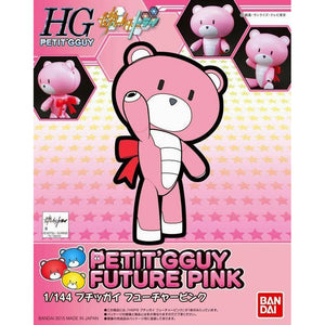 HG PETIT BEAR GUY  FUTURE PINK - Hearns Hobbies Melbourne - GUNDAMS