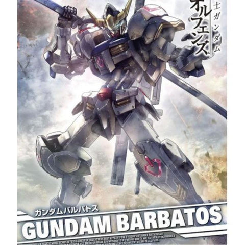 BANDAI 1/100 Gundam Barbatos