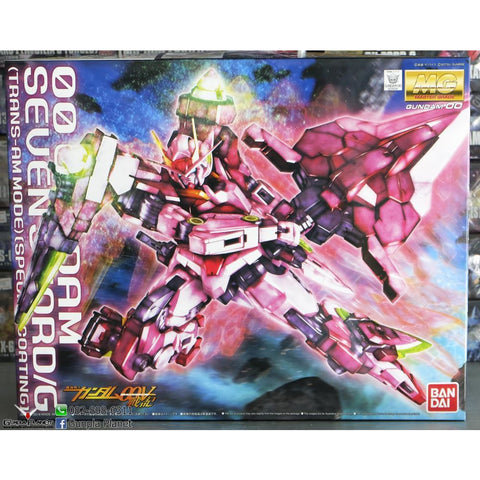 1/100 MG Gundam Seven Sword/G Trans-Am (G0228324)