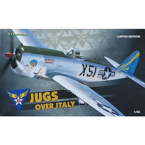 Image of EDUARD 1/48 Jugs over Italy