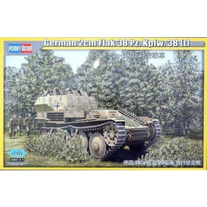 HOBBY BOSS 1/35 German 2cm Flak 93 Pz.Kpfw.38