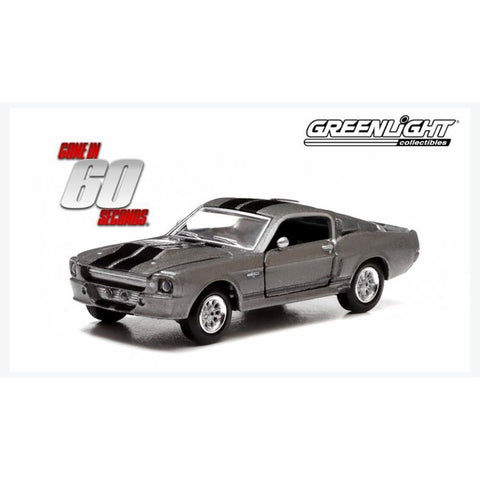 GREENLIGHT 1:64 Gone in Sixty Seconds '67 Mustang 'Eleanor' Movie (GL44693)