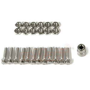 GMADE M2.5x10mm Scale hex bolt & nut set (GM72105)