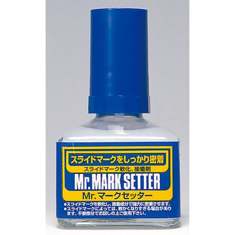 MR HOBBY Mr Mark Setter 40ml - MS232 - Hearns Hobbies Melbourne - MR HOBBY
