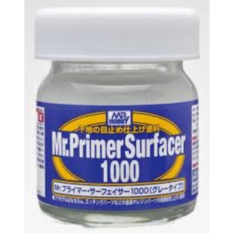 MR HOBBY Mr Primer Surfacer  - SF287 - Hearns Hobbies Melbourne - MR HOBBY
