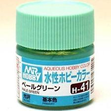 Image of MR HOBBY Aqueous Gloss Pale Green - H041