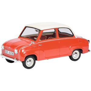 WIKING Goggomobile red/white