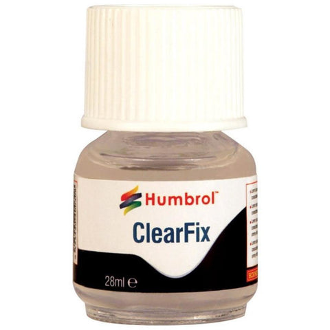 5708 - CLEARFIX 28ML - Hearns Hobbies Melbourne - HUMBROL