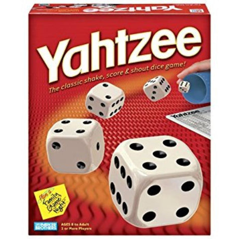 HASBRO Yahtzee Game  (HAS00950)