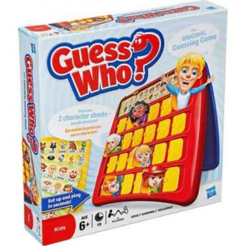 GUESS WHO (HAS05801)