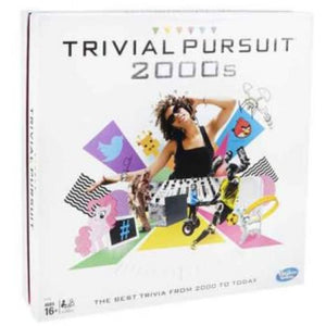 HASBRO TRIVIAL PURSUIT 2000'S (HASB7388)