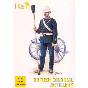 HAT 1/72 Colonial Wars British Artillery