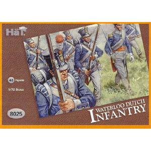 HAT 1/72 Waterloo Dutch Infantry