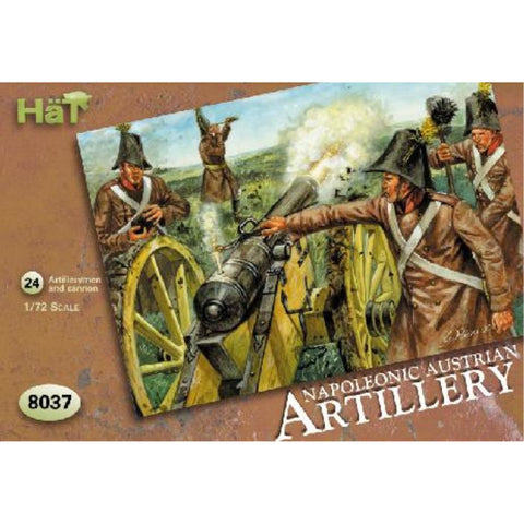 Image of HAT INDUSTRIES Nap. Austrian Artillery