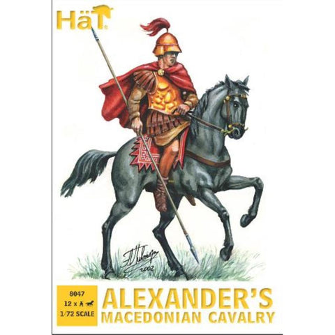 Image of HAT Alexander's Macedonian Cavalry